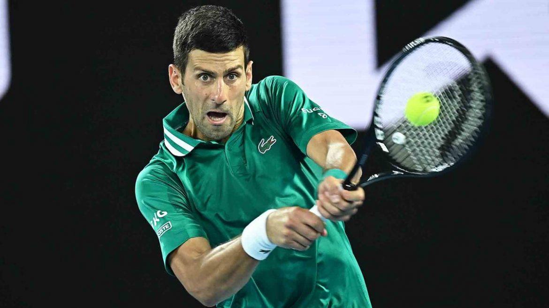 Djokovic mengalahkan Zverev di perempat final Australia Terbuka
