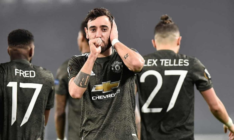 Man Utd memenangkan tim kelima La Liga