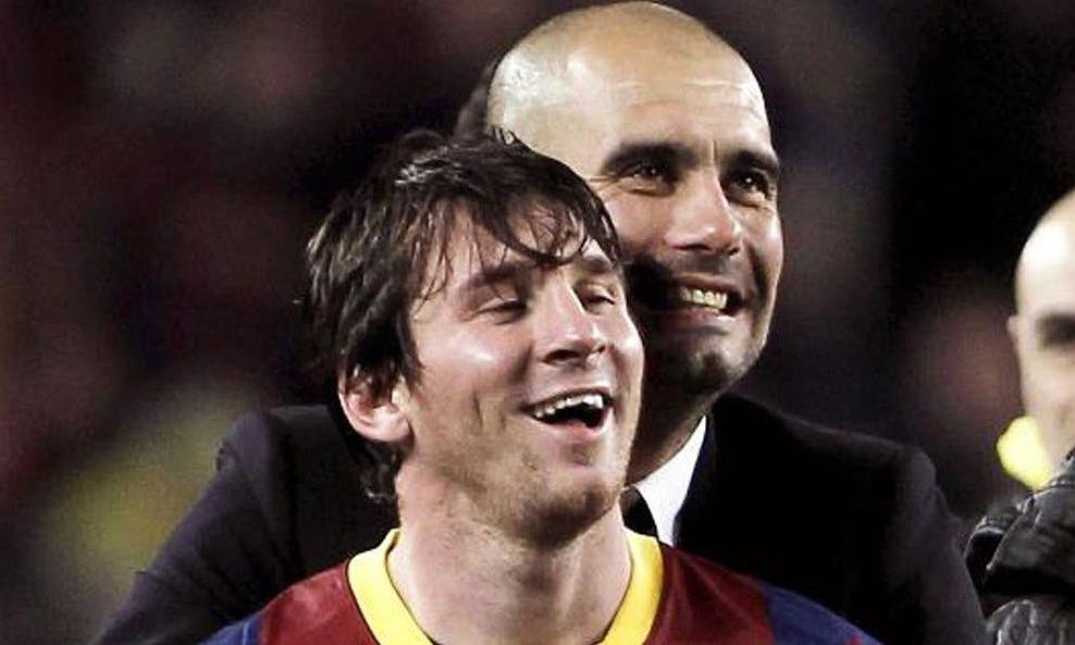 Guardiola: 'Man City tidak memiliki pemain seperti Messi dan Ronaldo'