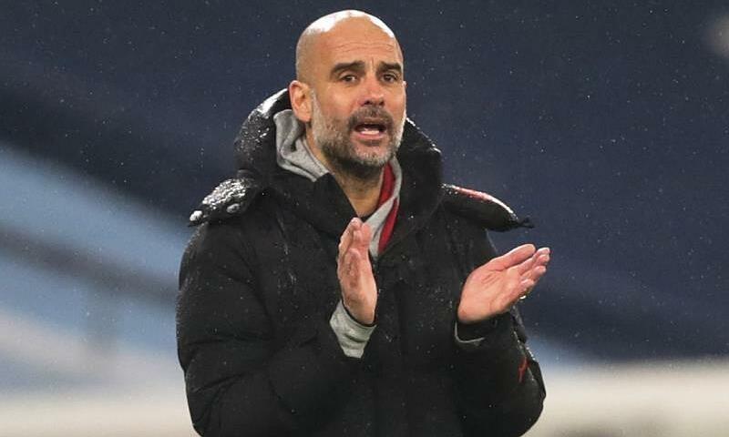 Guardiola: 'Para pemain Man City tidak boleh melihat jadwal'