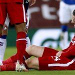 Liverpool kehilangan Henderson setidaknya lima minggu