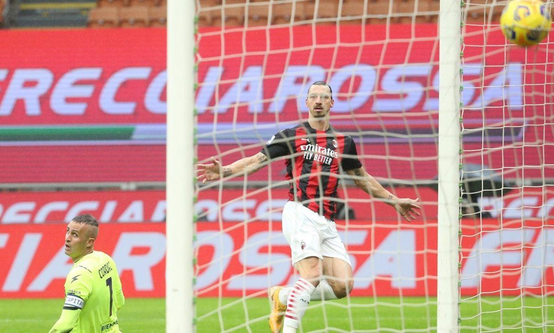 Pelatih Milan: 'Ibrahimovic harus terus bermain di puncak'