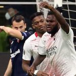 Milan lolos lewat gol tandang