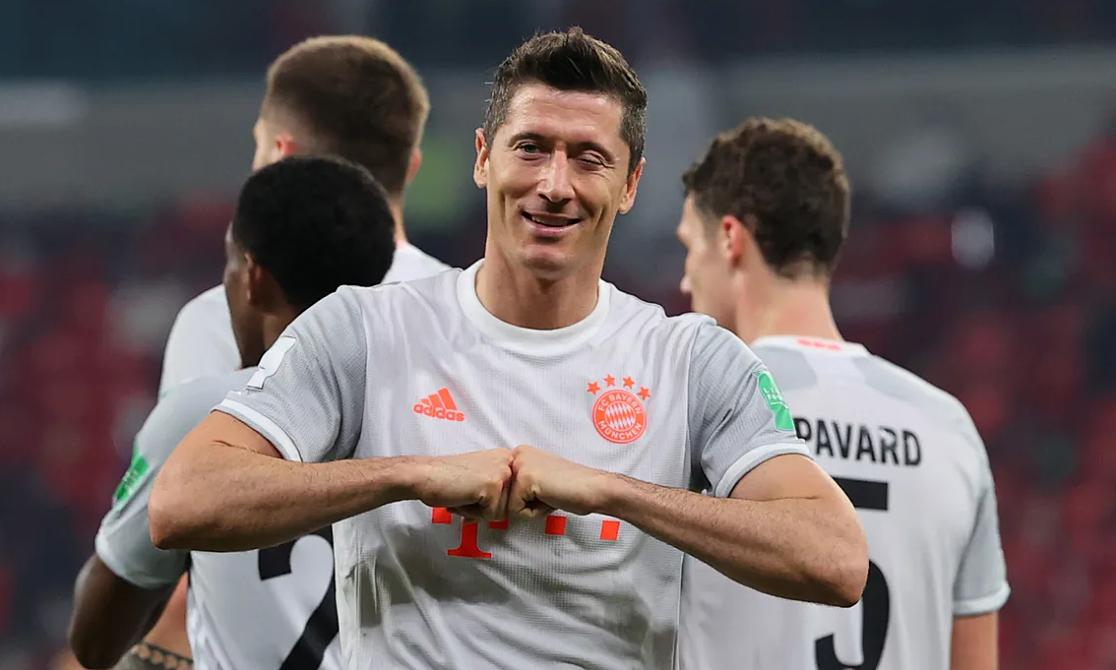 Bayern hanya tinggal satu pertandingan lagi dari enam pertandingan