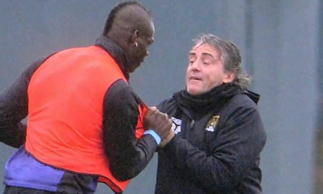 Mancini masih terbuka ke Italia bersama Balotelli