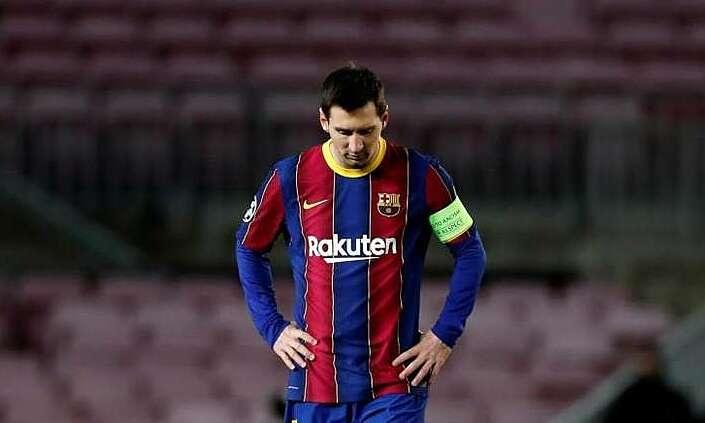 Barca masih berhutang $ 77 juta kepada Messi