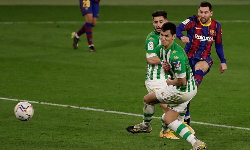 Messi menyelamatkan Barca lagi – w88alternatif Sports