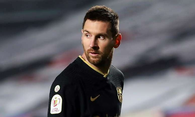 Messi sebelum pertandingan ke-900