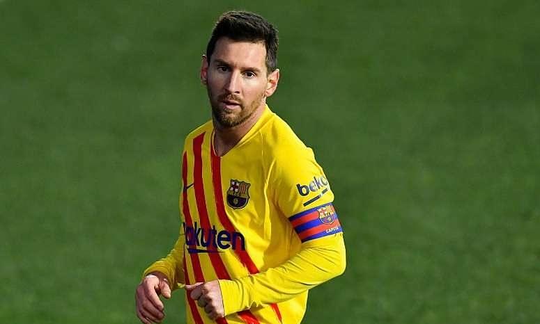 Messi menunggu hat-trick pertamanya