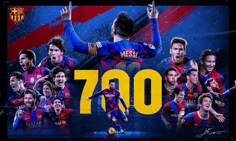 Messi – telur emas Barca
