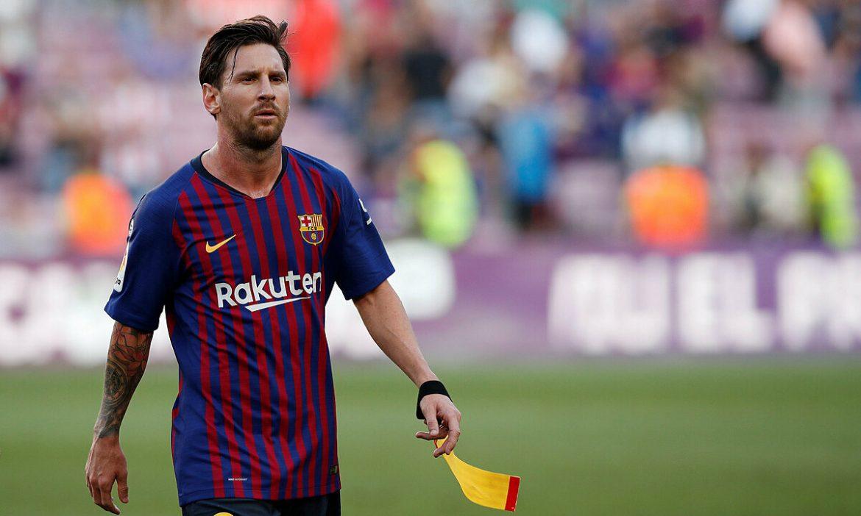 Berapa banyak uang yang dihasilkan Messi untuk Barca?