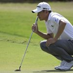 Morikawa mengambil posisi teratas WGC-Workday Championship