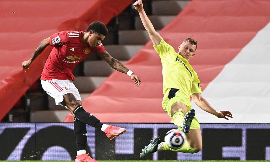 Man Utd merebut kembali tempat kedua di Liga Premier
