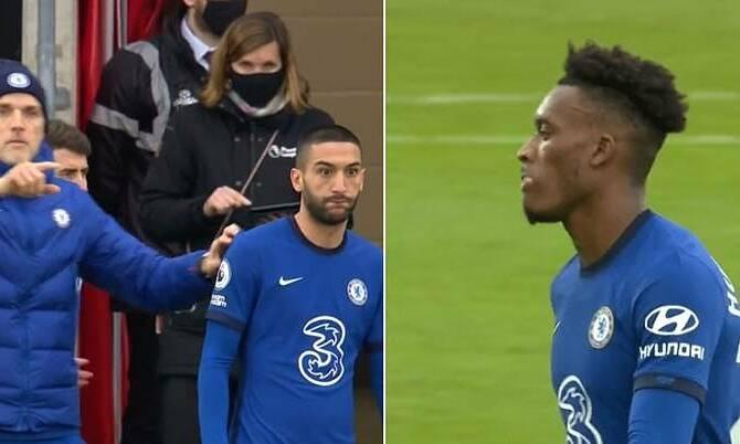 Pemain Chelsea diganti 'karena sikap'