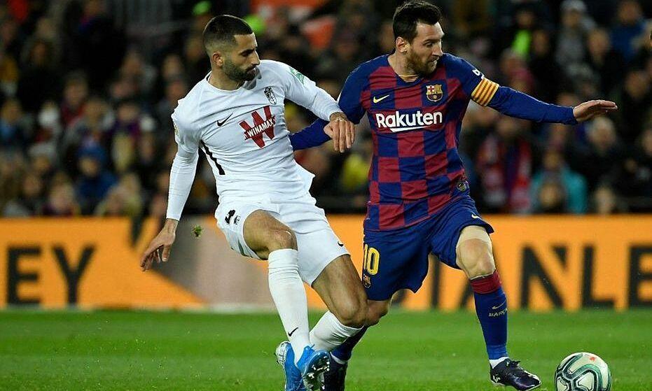 Gonalons: 'Selama yang diinginkan Messi, Barca akan menang'