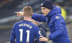 Tuchel: 'Werner bukan tandingan Chelsea'
