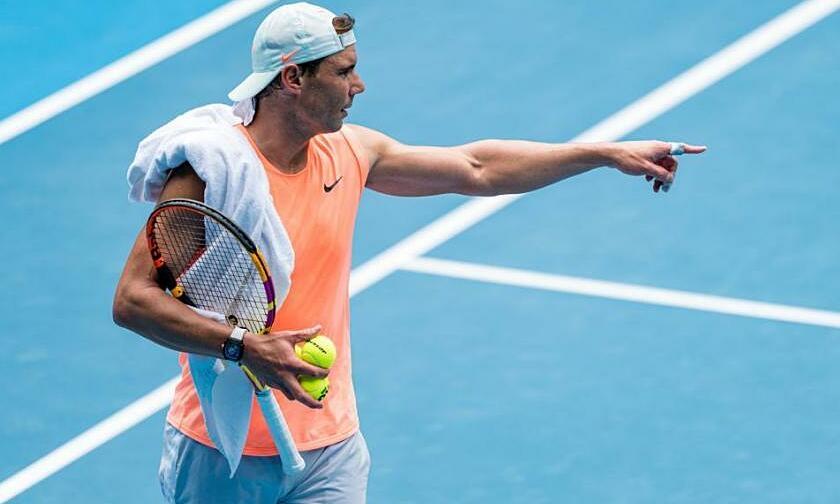 Nadal menjatuhkan ATP Rotterdam minggu depan