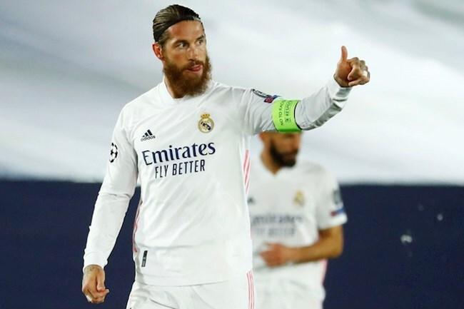 Ramos kehilangan lima rekor jika putus dengan Real