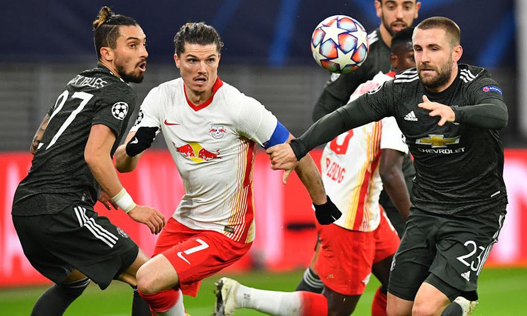 RB Leipzig kehilangan keunggulan kandang melawan Liverpool