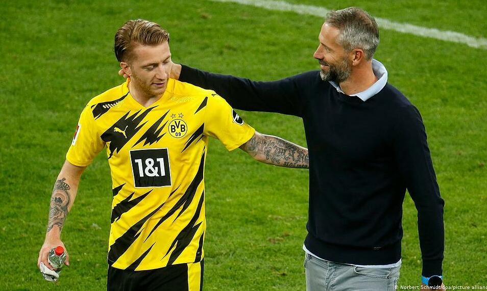 Dortmund memiliki pelatih baru – w88alternatif Sports