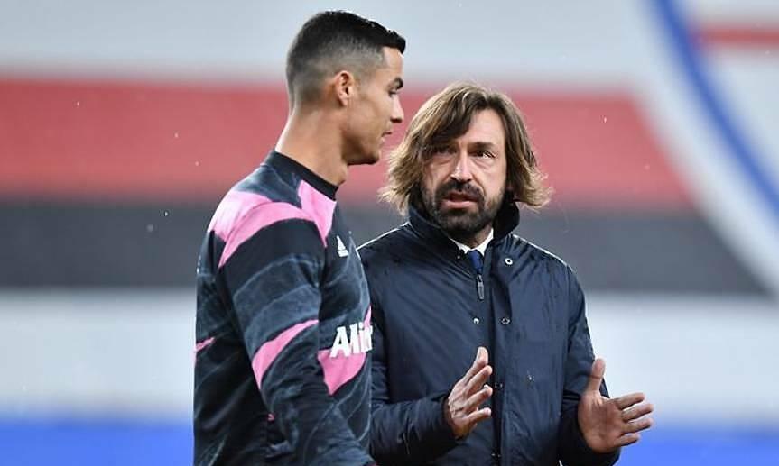 Pirlo: 'Ronaldo adalah Pahlawan'