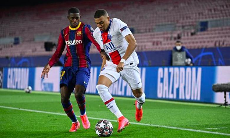 Barca kalah dari PSG 1-4 di Liga Champions