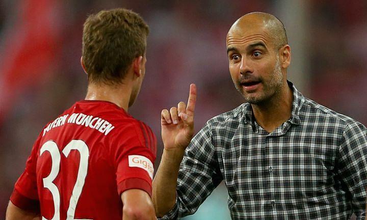 Guardiola menantang Bayern – w88alternatif Sports