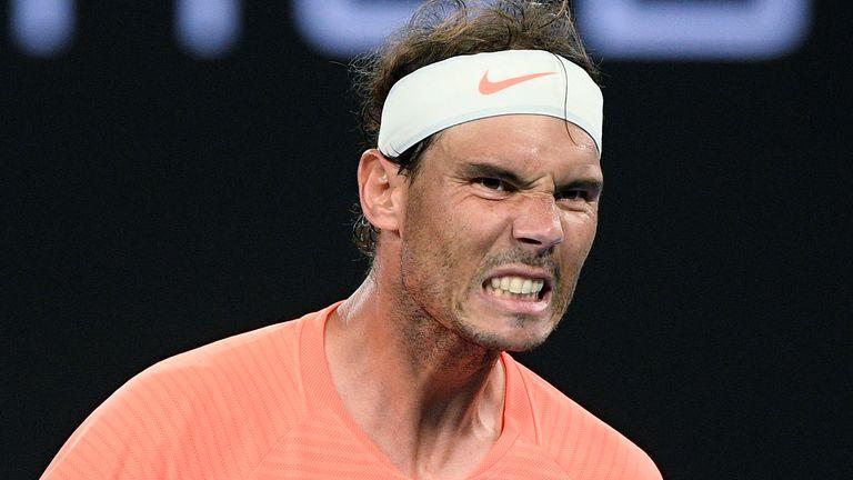 Nadal memasuki babak keempat Australia Terbuka