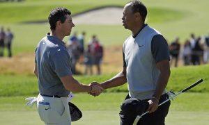 McIlroy: 'Tiger Woods sulit dimainkan lagi'