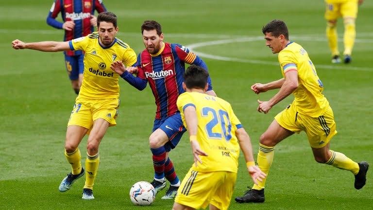 Messi tidak bisa menyelamatkan Barca