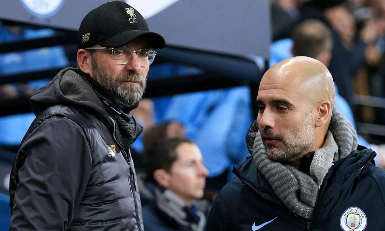 Klopp: 'Biasanya, sejauh ini Liverpool tidak kurang dari Man City'