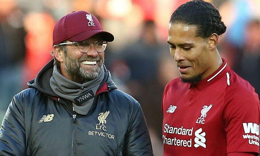 Liverpool mendaftarkan Van Dijk untuk fase kedua