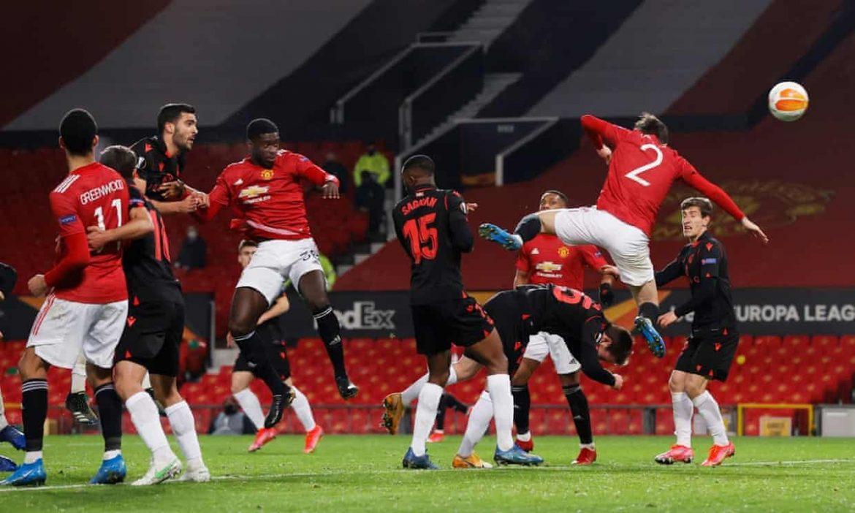 Man Utd di babak 1/8 Europa League