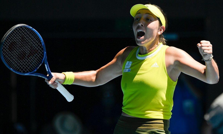 Putri miliarder Amerika di perempat final Australia Terbuka