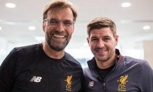 Liverpool membidik Gerrard untuk menggantikan Klopp