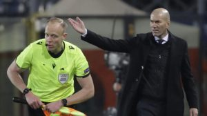 Zidane: 'Tidak mudah untuk menendang lebih dari orang lain'