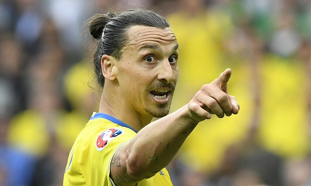 Ibrahimovic kembali ke Swedia