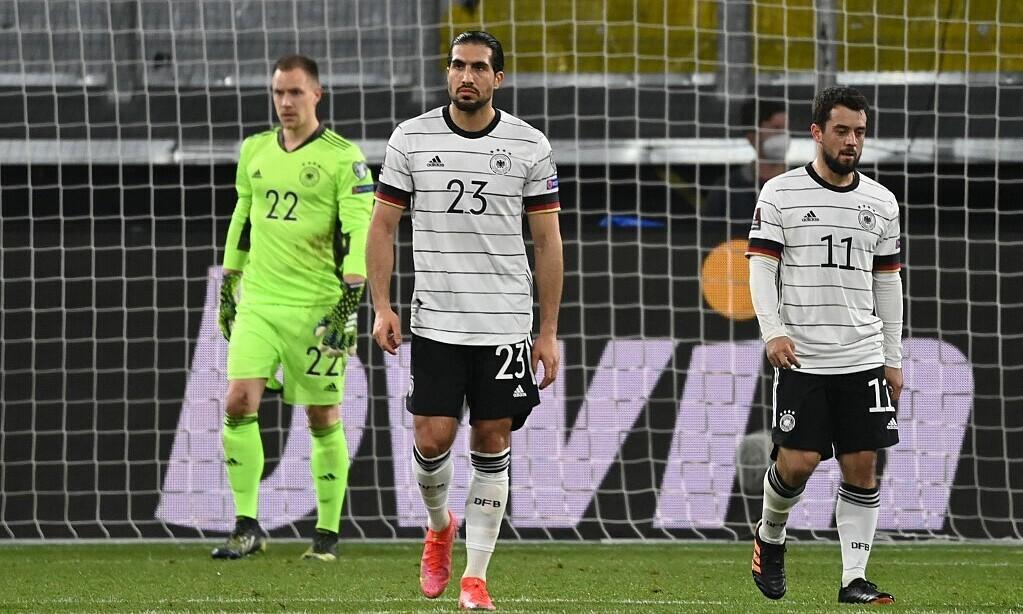 Jerman tidak terkalahkan selama 20 tahun