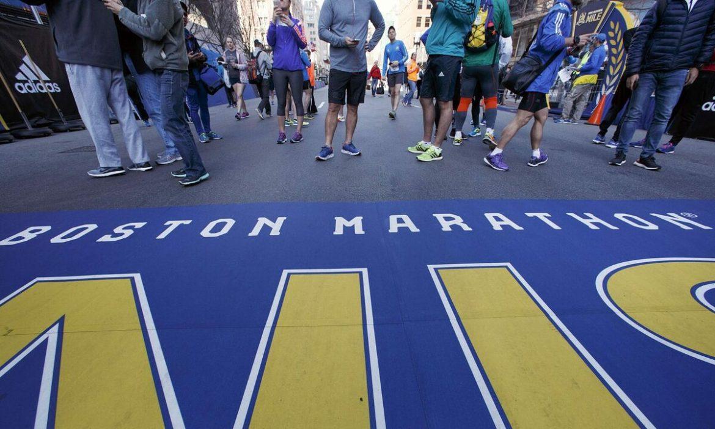 Boston Marathon 2021 memiliki pelari paling sedikit dalam 15 tahun