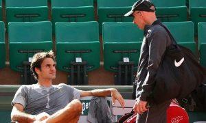 Federer mengalami depresi fisik