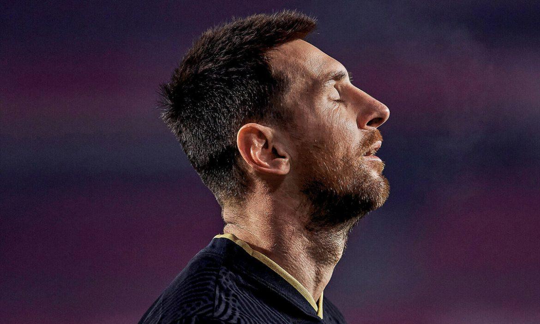 Data pribadi Messi terungkap dalam kasus Barcagate