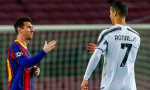 Messi telah mencetak lebih banyak gol daripada Ronaldo dalam 13 tahun terakhir