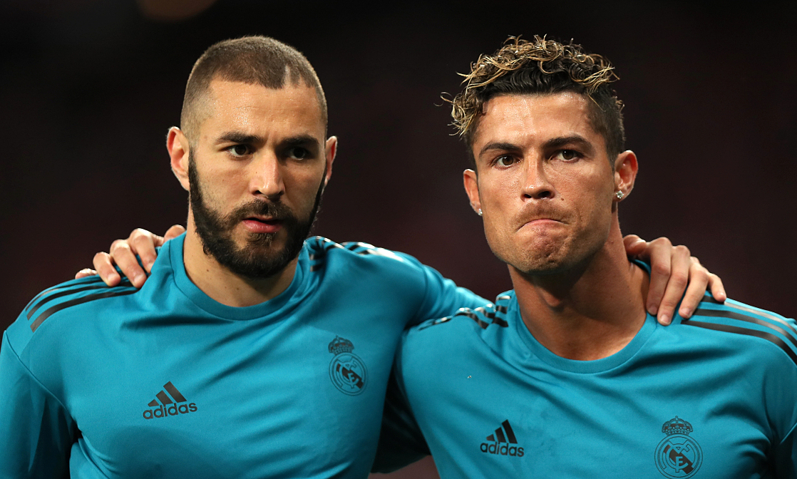 Benzema: 'Ronaldo pergi untuk membantu saya maju'
