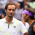 Medvedev mengambil posisi nomor dua Nadal di dunia