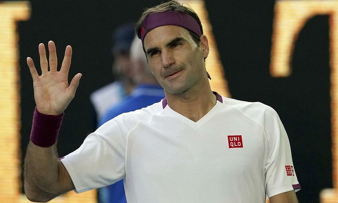 Federer berhenti di perempat final Qatar Terbuka