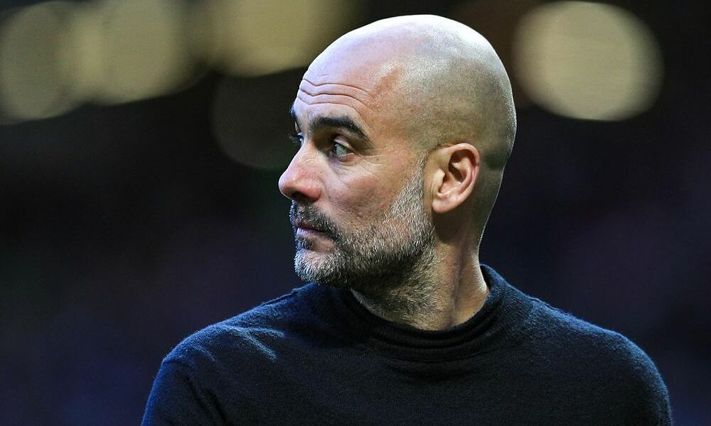 Guardiola: 'Para pemain Man City tidak bermimpi makan empat'