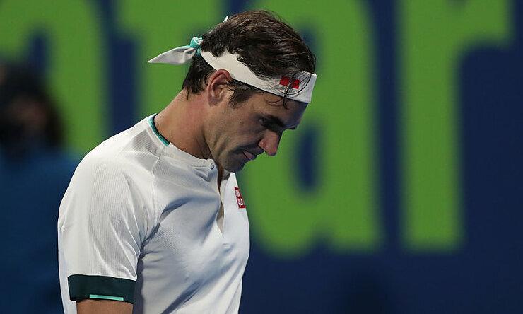 Federer termasuk dalam 100 teratas papan skor ATP Race 2021