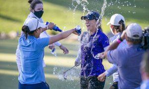 Austin Ernst menciptakan kejutan untuk golf Amerika