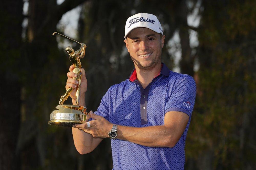 Thomas upstream memenangkan The Players Championship