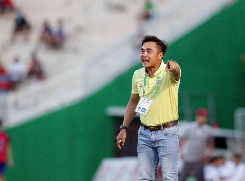Pelatih Duc Thang: 'Binh Dinh akan mengejutkan HAGL'